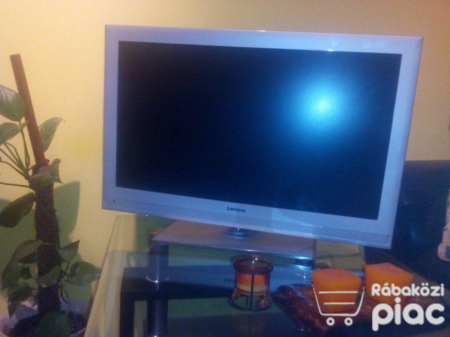 lenco led tv 66 cm dvd lej tsz val ron alul r bak zi piac. Black Bedroom Furniture Sets. Home Design Ideas